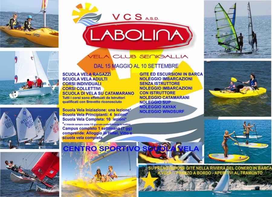 Vela Club Labolina Senigallia